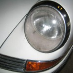 US SWB headlight lens