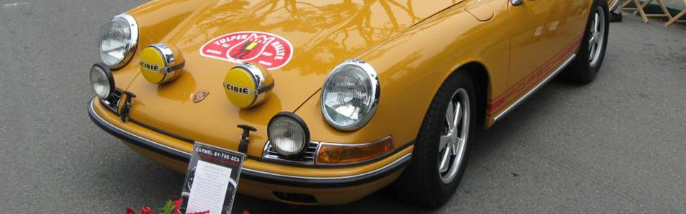 Audette Collection: The Definitive Resource on Vintage Porsche 911 Lighting