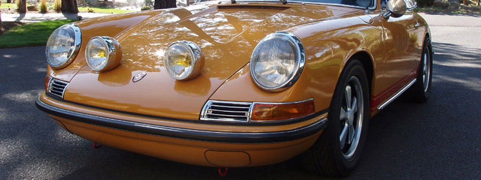 Audette Collection & The AC SHOP: The Definitive Resource on Air Cooled Porsche 911 Lighting for Over 20 Years