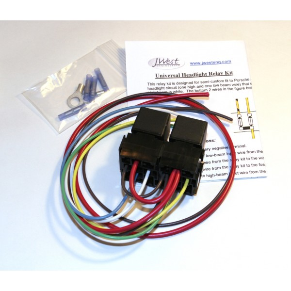 Miraculous Relay Kits Audette Collection The Definitive Resource On Vintage Wiring Digital Resources Indicompassionincorg