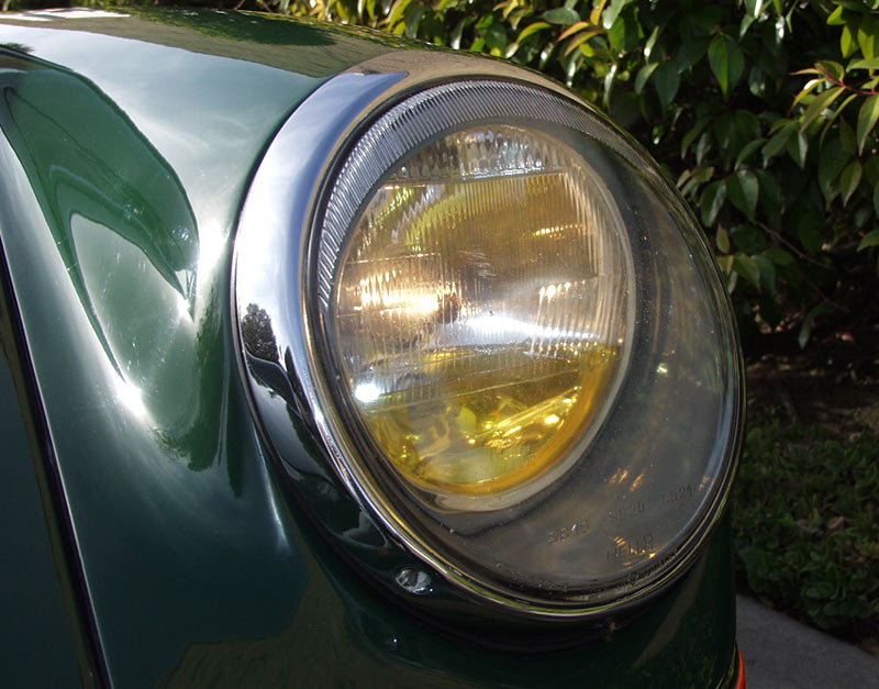 A Guide To Porsche 911 Swb Headlights Audette Collection
