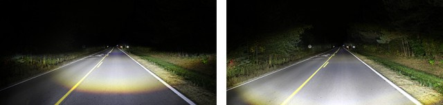 high beam comparison