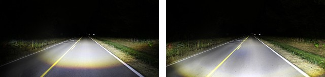 low beam comparison